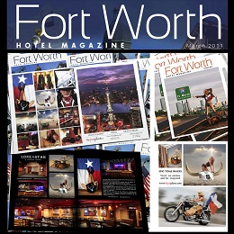 Fort Worth Hotel Magazine article on Spa Paws Hotel