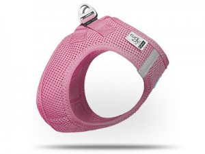 Plush Vest Air-mesh Harness (Pink)