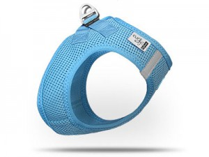 Plush Vest Air-mesh Harness (Sky Blue)