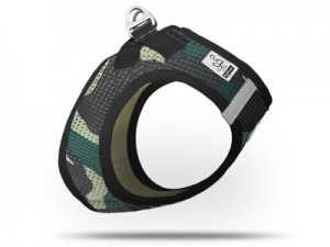 Plush Vest Air-mesh Harness (Camo)